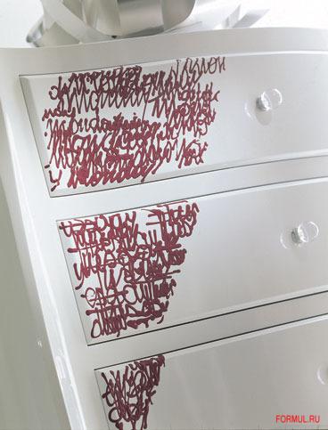 Комод Moda Collection Set