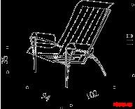 Кресло Driade Suki