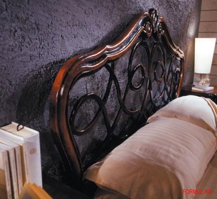 Кровать Bordignon Camillo Chipendale