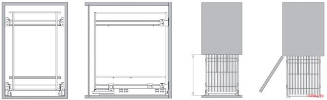 Корзина Аметист-СК арт. EGT30B2C