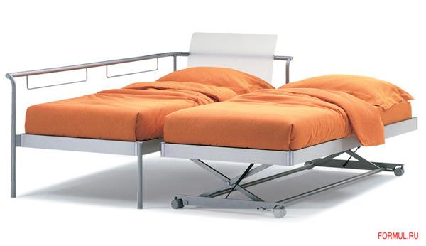 Диван кровать flou atlas divano