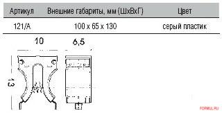 Держатель для обуви Vibo арт. 121/А