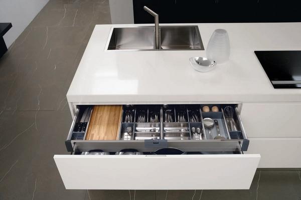 модульные кухни фото