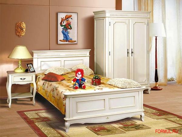 Кровать Cavio Interiors FR 2248_1i 120х190