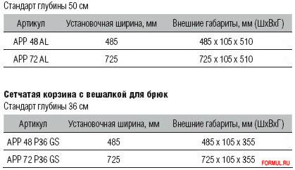 Вешалка Аметист-СК арт. AAEP36GS
