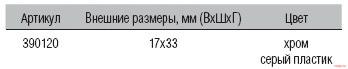 Вешалка Аметист-СК поворотная 390120