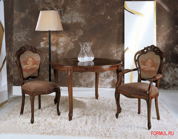 Кресло Seven Sedie Art.0209A