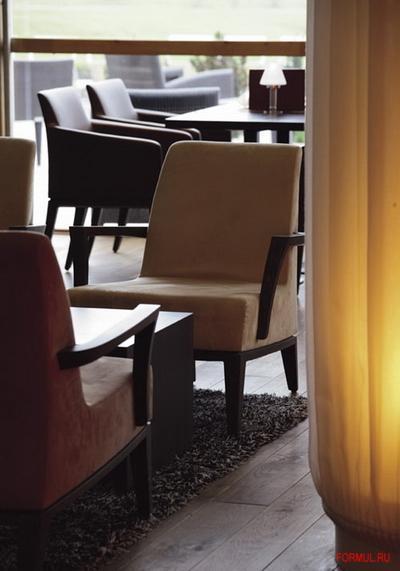 Кресло Potocco LUNA-PB