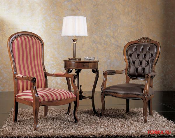 Кресло Seven Sedie Art.0115P
