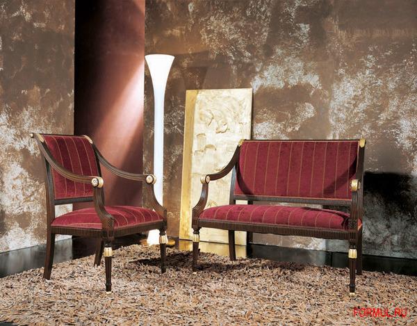 Кресло Seven Sedie Art.0129P