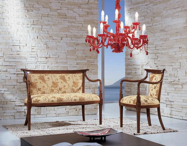 Кресло Seven Sedie Art.0151P