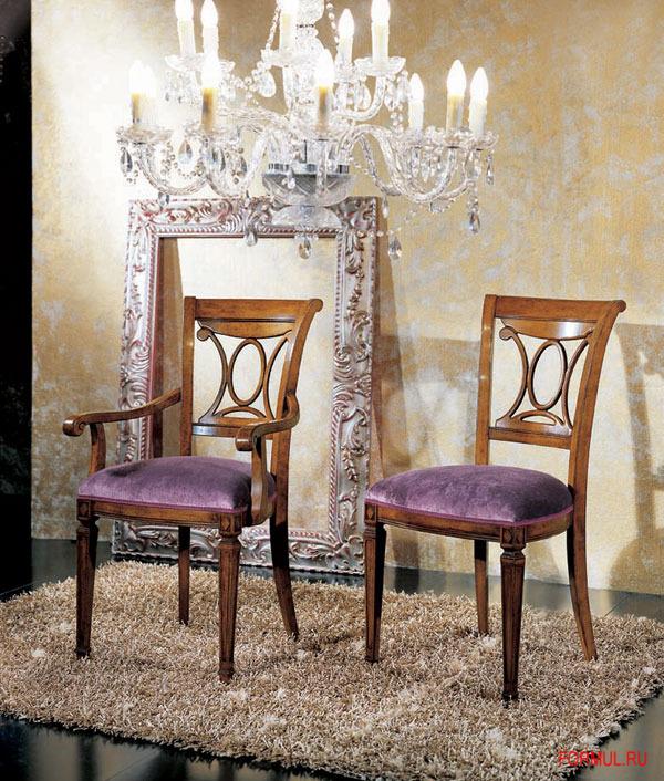 Кресло Seven Sedie Art.0166A