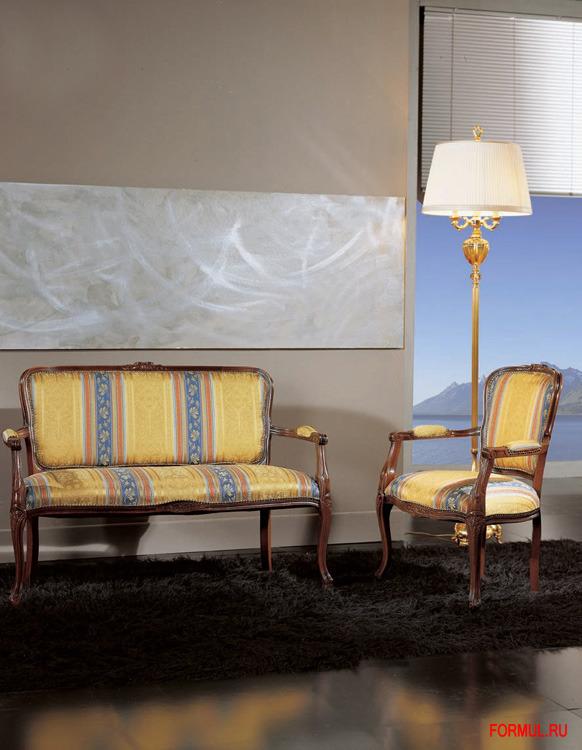Кресло Seven Sedie Art.0225P