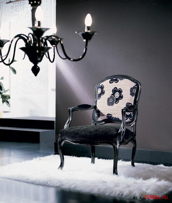 Кресло Seven Sedie Art.0239P