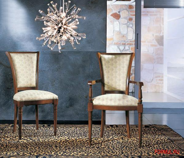 Кресло Seven Sedie Art.0284A