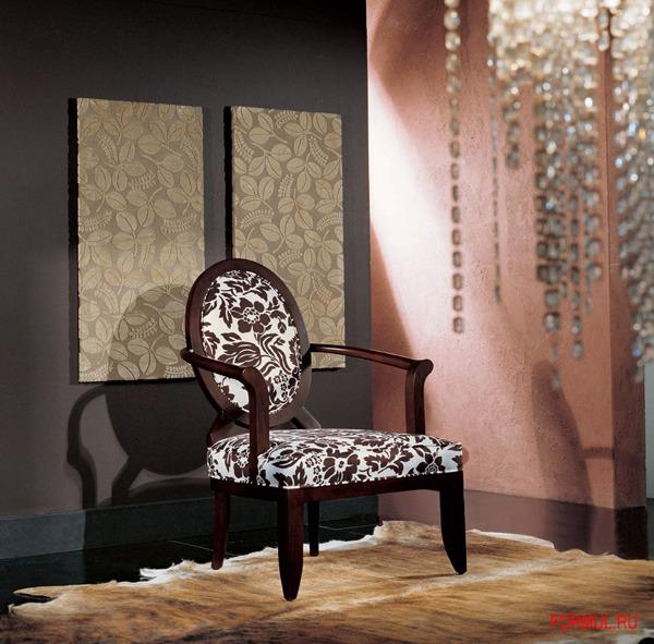 Кресло Seven Sedie Art.0319P