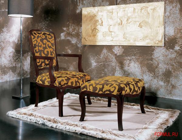 Кресло Seven Sedie Art.0401P