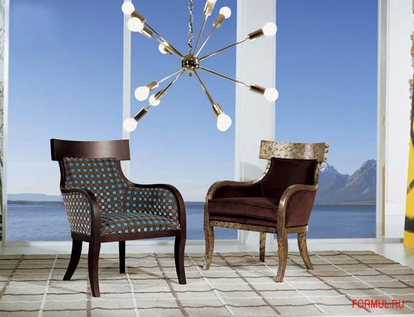 Кресло Seven Sedie Art.0402P