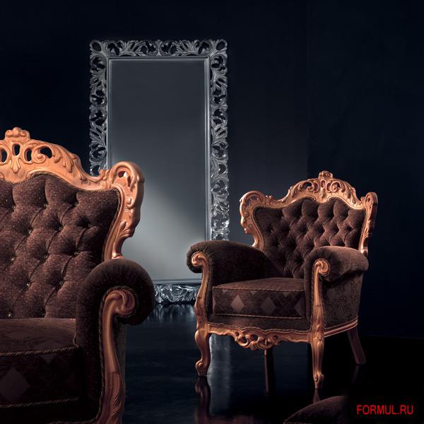 Кресло Seven Sedie Art.9102P