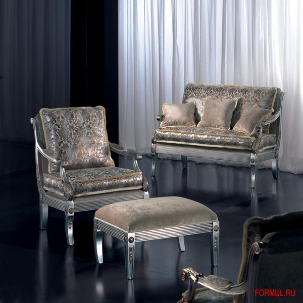 Кресло Seven Sedie Art.9150P