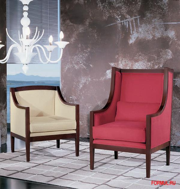 Кресло Seven Sedie Art.9158P