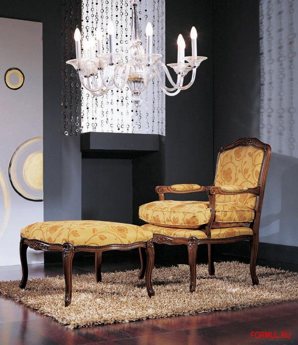 Кресло Seven Sedie Art.9261P