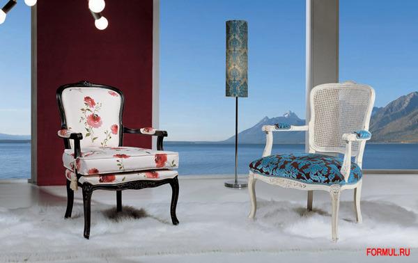 Кресло Seven Sedie Art.9265P