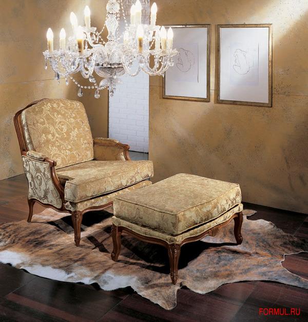 Кресло Seven Sedie Art.9303P
