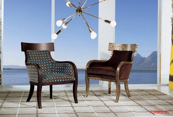 Кресло Seven Sedie Art.9402P