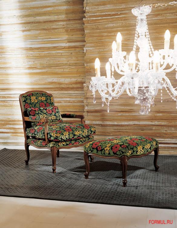 Кресло Seven Sedie Art.9708P