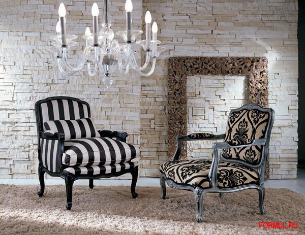 Кресло Seven Sedie Art.9788P