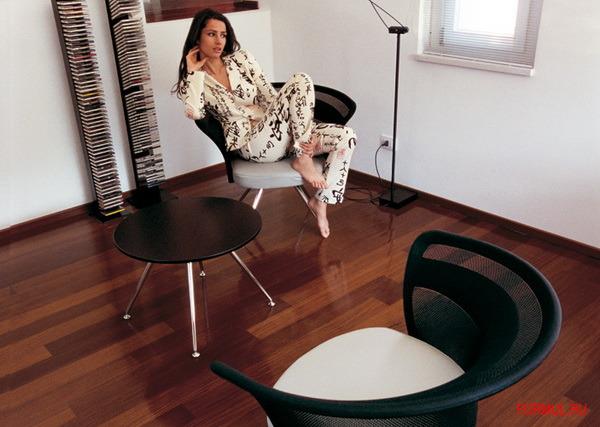 Кресло Tonon Shells lounge
