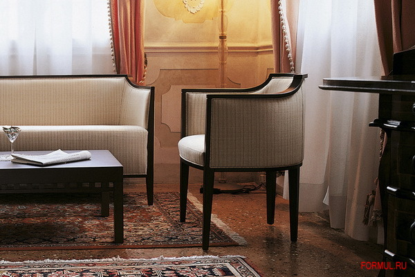 Кресло Tonon Villa lounge