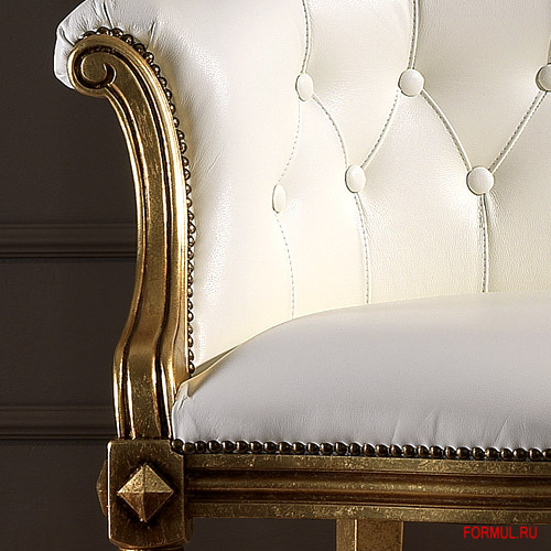 Диван и кресло C.I.S. Salotti Casanova