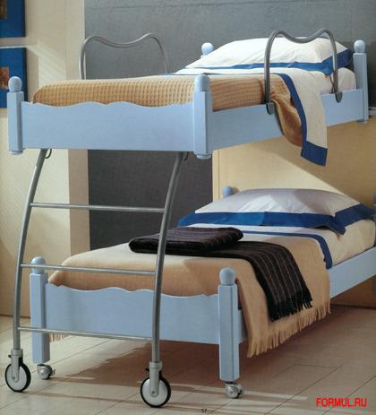 Кровать De Baggis 20-507 (20-508)