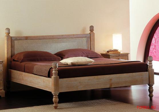 Кровать De Baggis L.0422 (L.0426)