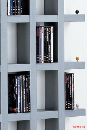 Подставка для дисков Vismara DVD Box by box