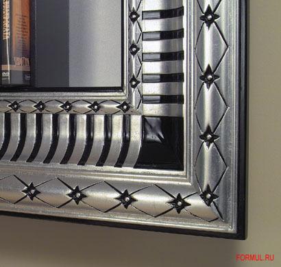 Зеркало Vismara frame mirror art deco