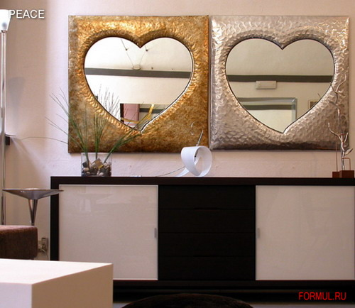 Зеркало Marco Mazzei Peace