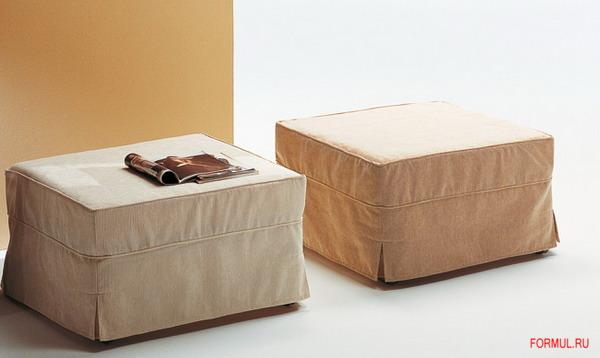 Диван кровать Bodema Pouff letto