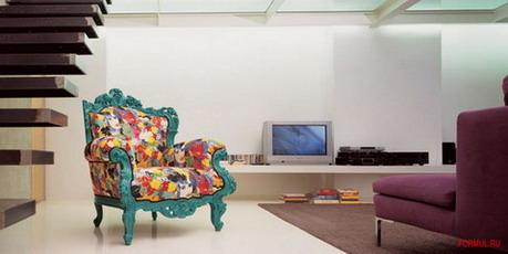 Кресло Moda Collection Prince