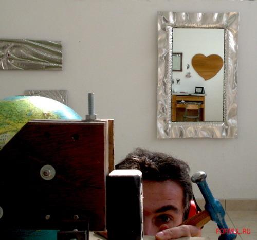 Зеркало Marco Mazzei Carta