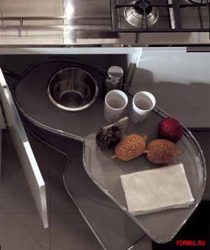 Кухня Oikos Area 01