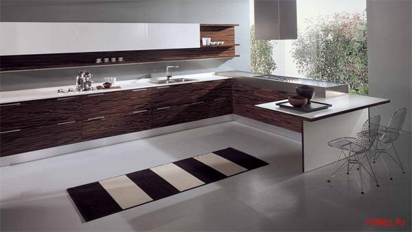 Кухня Oikos Area 02