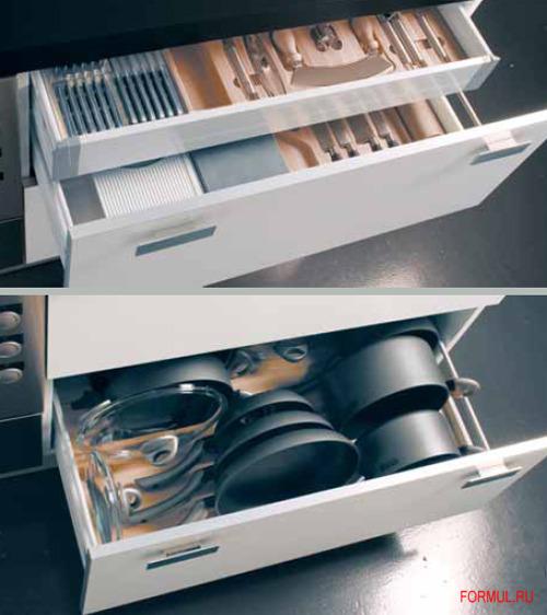 Кухня Oikos Fly 01