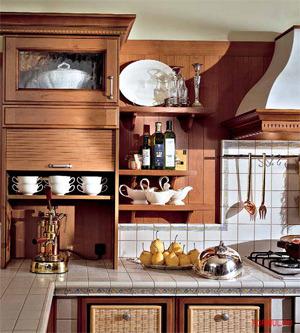 Кухня Oikos Raffaello 04