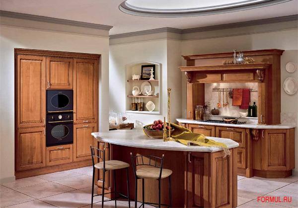 Кухня Oikos Raffaello 05