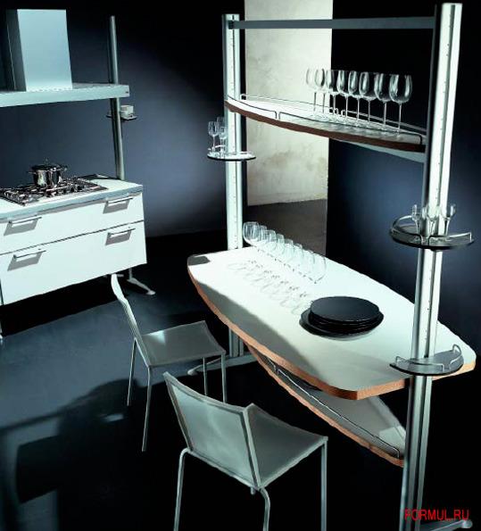 Кухня Oikos Systematica 04
