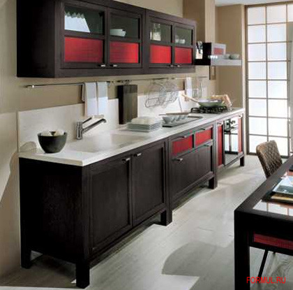 Кухня Bamax Shogun