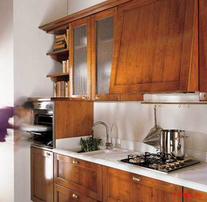 Кухня Bamax Uvafragola&Uvaspina